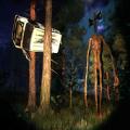 警笛头森林开车