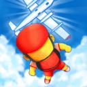 人类高空跳伞游戏