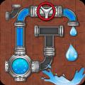 水管拼图游戏