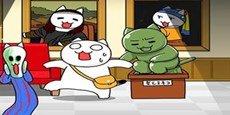 白猫逃脱类游戏大全