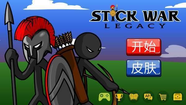火柴人999999鉆999999金幣為玩家們展示了豐富的火柴人戰爭玩法