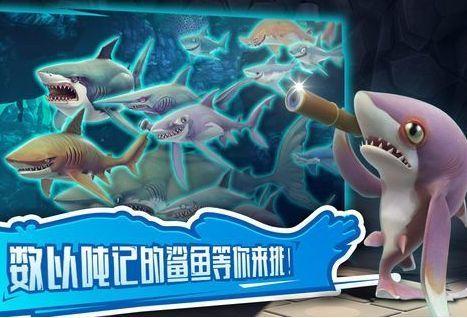 饥饿鲨世界999999钻右截图