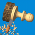 我雕木头贼六