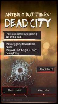 死亡之城之你的选择