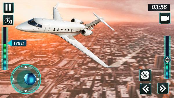 航空模拟器2020汉化版下载-航空模拟器2020汉化版中文版下载