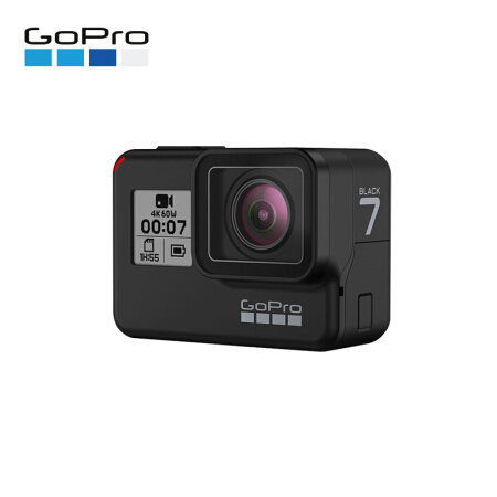 GoPro HERO7 BLACK测评,GoPro HERO7 BLACK说明书