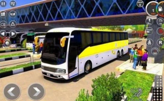 广东巴士模拟器截图