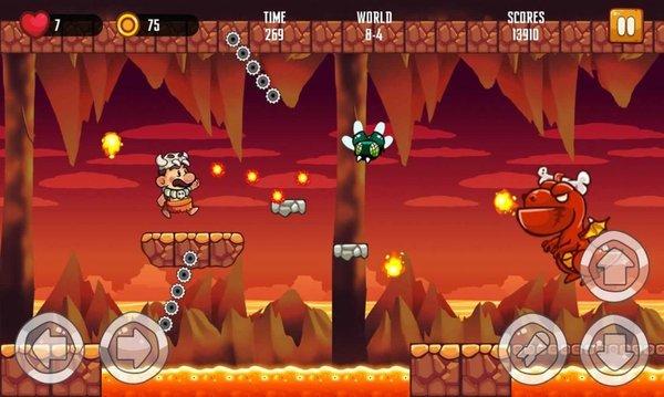 野人冒险游戏下载-野人冒险安卓版下载