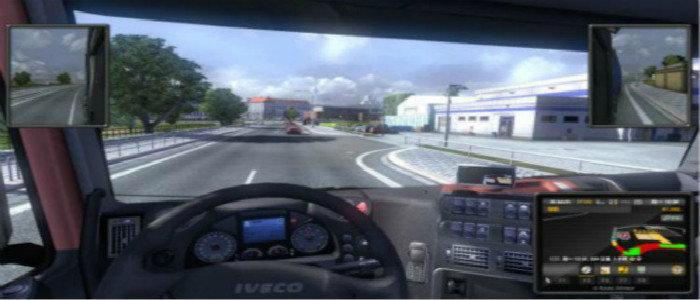 超火爆的模拟驾驶游戏
