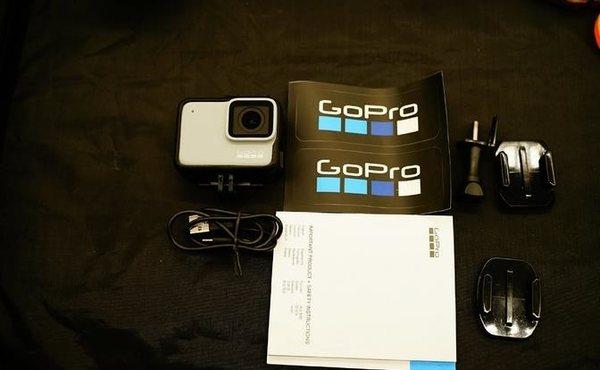 GoPro HERO 7 White评测,GoPro HERO 7 White续航