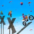 摩托车特技大师雪道2020