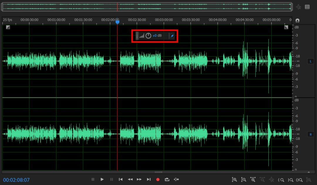 AU调整声音质量的技巧