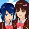 樱花校园模拟器最新版汉化版洛丽塔