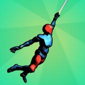像蜘蛛侠一样飞翔