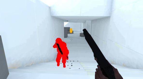 红色火柴人战争游戏截图
