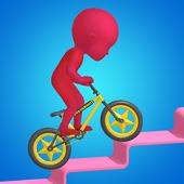 BMX自行车赛