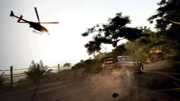 WRC 9 FIA世界拉力锦标赛截图