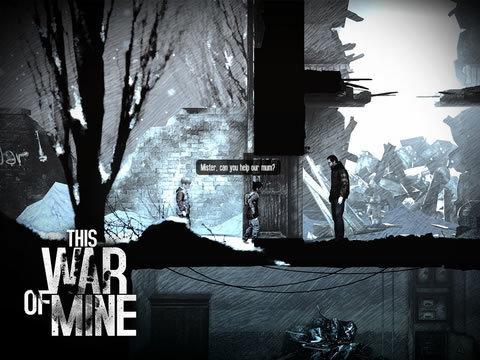 这是我的战争破解版无限背包-这是我的战争破解版完整版
