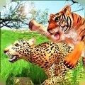 野生老虎3D