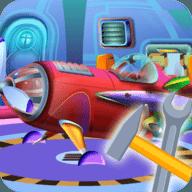 3D模拟飞机修理店
