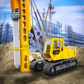 建筑公司模拟搭建业务