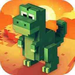 恐龙像素模拟器