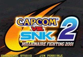 CAPCOM VS SNK2