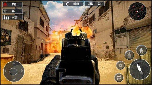 机枪模拟器中文版-机枪模拟器破解版