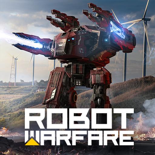 机器人战争内购破解版