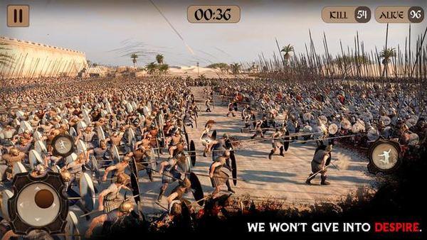 加图战士帝国战争游戏下载-加图战士帝国战争中文安卓版下载