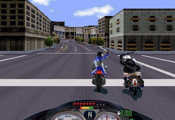 暴力摩托手机版下载-暴力摩托手机版2008下载