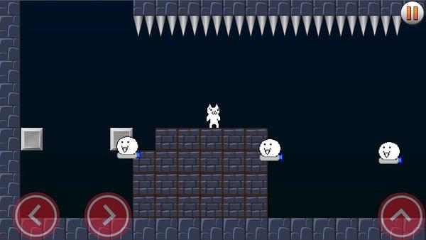 猫版马里奥手机版下载-猫版马里奥小游戏下载