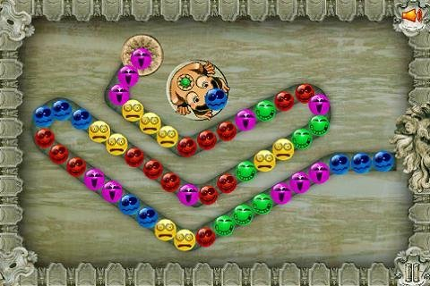 青蛙祖玛手机版下载-青蛙祖玛单机小游戏下载