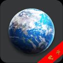 北斗导航高清卫星地图