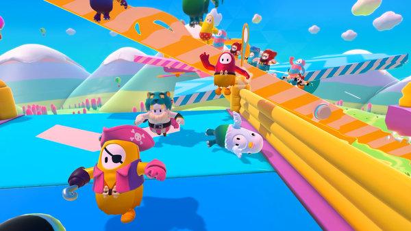 糖豆人终极淘汰赛免费版下载-糖豆人终极淘汰赛手机版免费下载