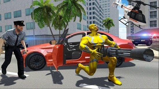 英雄犯罪模拟器游戏下载-英雄犯罪模拟器最新版