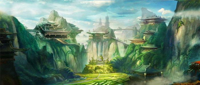 武侠游戏属性界面图片