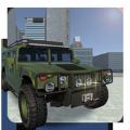 悍马汽车漂移模拟器