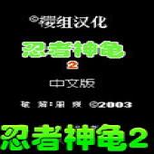 忍者神龟2FC版