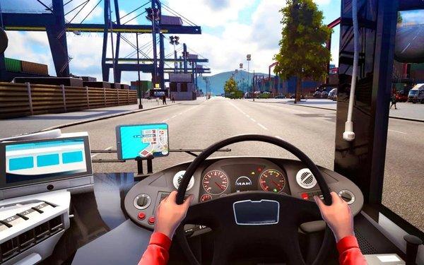 城市公交模拟器2020最新版下载-城市公交模拟器2020完整版下载