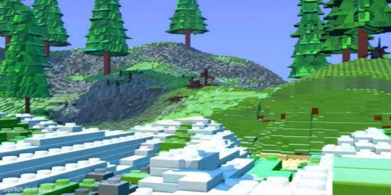 自由创造的沙盒游戏