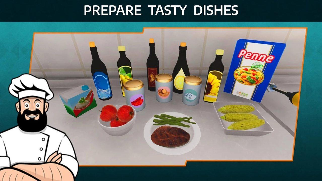 烹饪模拟器汉化版