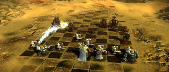 策略战斗游戏