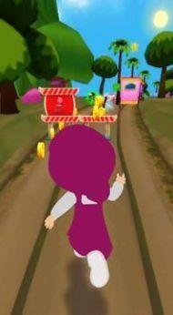 马莎跑步冒险游戏下载-马莎跑步冒险手游下载