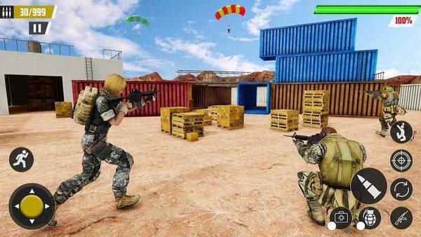 反恐怖主義特別行動2020游戲下載-反恐怖主義特別行動2020最新版
