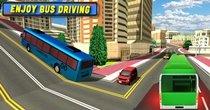 好玩的公交车模拟游戏大全