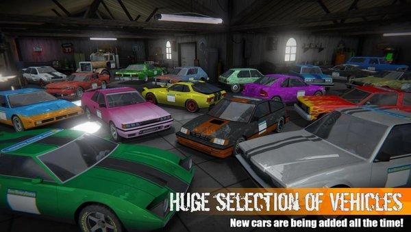 冲撞赛车3修改版下载-冲撞赛车3无限金币版下载