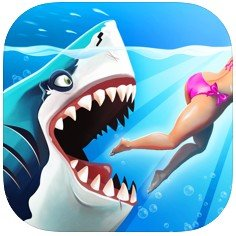 饥饿鲨世界破解版无限珍珠版