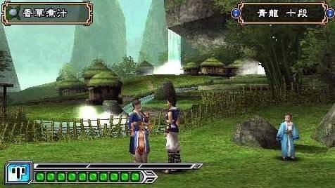 PSP天地之门游戏系统解析及序章攻略-天地之门简易试玩攻略