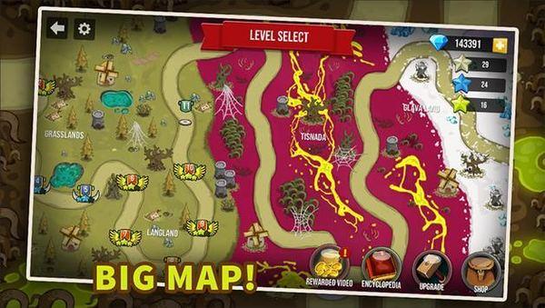 塔防最后的境界城堡TD游戏下载-塔防最后的境界城堡TD最新版下载